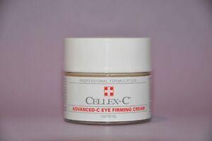 Cellex C Advanced-C Eye Firming Cream 30ml/1fl.oz. NEW