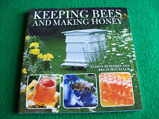 Keeping Bees and Making Honey by Alison Benjamin (New Paperback)