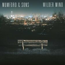 MUMFORD AND SONS WILDER MIND LP VINYL NEW 33RPM 2015