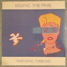 """KISSING THE PINK KTP - Watching Their Eyes - 12"""" Single (Vinyl LP) UK KTP2"""