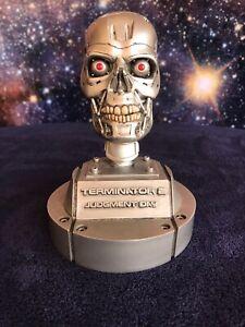 Terminator Judgment Day T-800 Endoskeleton Endoskull Carolco 1996 Yamato