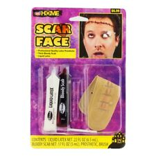 FX Scar Face Halloween Makeup Kit Cosplay