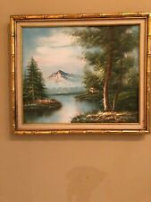 Shaw Oil Painting on Canvas