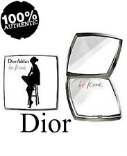 100%AUTHENTIC Ltd Edition DIOR COUTURE ICONIC ADDICT BEAUTY DOUBLE MIRROR&Pouch