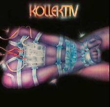 KOLLEKTIV - 1st Album 1973 - LP (black) + poster Longhair