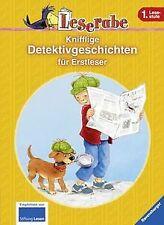 Leserabe - Sonderausgaben: Knifflige Detektivgeschichten...   Buch   Zustand gut