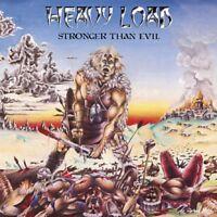 HEAVY LOAD - STRONGER THAN EVIL (LIMITED DIGIPAK)   CD NEW+