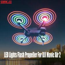 Led Light Flash Propellers Night Flight Accessories For Dji Mavic Air 2 Drone