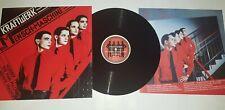 """12"""" LP Vinyl Kraftwerk - Die Mensch Maschine Karl Bartos Depeche Mode Krautrock"""