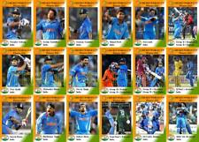 India 2011 Cricket World Cup Final Winners Trading Cards
