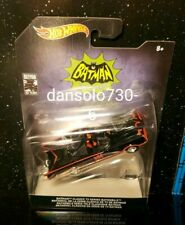 Hot Wheels Batman BATMOBILE  CLASSIC TV SERIES adam west