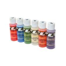 Shock Oil 6 Pack 50,60,70,80,90,100wt  2oz each bottle TLR74021 Team Losi Racing