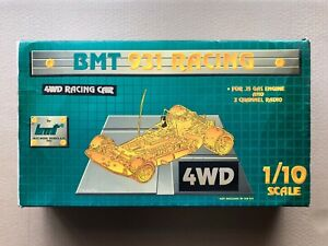 VINTAGE BMT 931  1/10 RACING CAR KIT