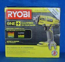 RYOBI P290 ONE+ 18-Volt 1/4 in. Cordless Quietstrike Pulse Driver