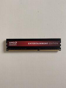 AMD Entertainment Edition 4GB 240-Pin DDR3 SDRAM 1600 PC3 12800 AE34G1609U2