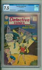 Detective Comics #290 CGC 7.5 Robin's Robot 1961