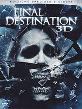 Dvd FINAL DESTINATION 3D+2D - (2 Dischi + 4 Occhialini) ......NUOVO