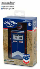 "Gl Vintage Gas Pump: 1954 Tokheim 350 Twin Gas Pump ""Standard Oil"" 1/18 Scale"