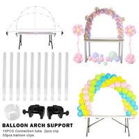 Ballon colonne arc base verticale support trépied affichage décor fête mariage