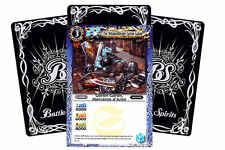 BATTLE SPIRITS: 20 CARTE IN ITALIANO SERIE 1 - LOTTO GORON-GARAN, MERCANTE D'ARM
