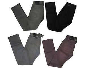 Armani Exchange A/X Mens Slim Skinny Low Rise Colored Denim Jeans Pants New