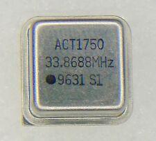 2 Stück CLOCK  OSZILLATOR für Digitalaudio 33,8688 MHz = 768 x 44,1kHz = 5Volt