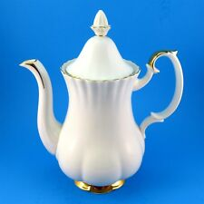 Royal Albert Val D'or Large Coffee Pot