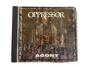 OPPRESSOR - Agony - CD RARE Death Metal