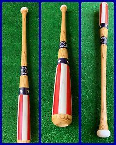 Custom Wood American Flag Baseball Bat