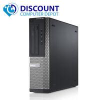 Dell Optiplex 390 Windows 10 Pro Desktop PC Intel i3 3.1GHz 4GB 250GB HDMI