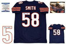 Roquan Smith Autographed SIGNED Jersey - Navy - Beckett Authentic