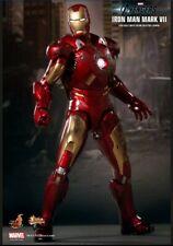 Offer Hot Toys Marvel Avengers 1/6 Iron Man MK7 Mark VII Figure MMS185 Ironman