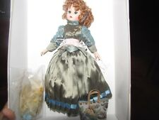"VERY RARE Madame Alexander 10"" MADCC Williamsburg 2006 Sophia All in a Row Trave"