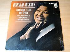 Mahalia Jackson/Everytime I Feel The Spirit/1961 Philips Mono Gospel LP