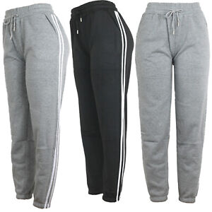 Womens Oversized Joggers Ladies Gym Cuffed Lounge Bottoms Tracksuit Pants Bottom