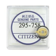 Genuine Citizen Capacitor Battery 295-758 Eco-Drive CTL920, E310, E690M, G920