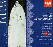 Donizetti: Lucia Di Lammermoor (2CDs) / Callas, Di Stefano, Karajan