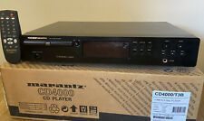 Marantz CD4000 CD Player Boxed with Remote