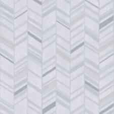G67711   Special FX Geometrisch Streifen Grau Galerie Tapete