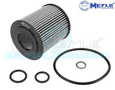 Meyle Oil Filter, Filter Insert with seal 314 114 0005