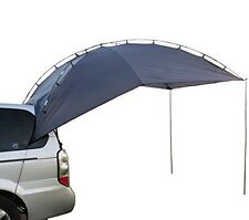 Hasika Awning Camper Trailer Roof Top Family Tent for Beach Camping SUV, MPV, 6