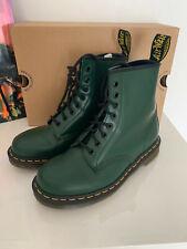 Dr Martens Boots StiefelettenSchuhe Grün Größe 39 wie neu Damen