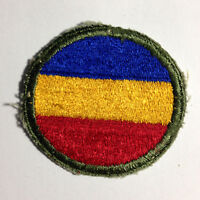 MILITARY PATCH- U.S. ARMY WWII REPLACEMENT AND SCHOOL COMMAND