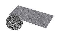 """Clean Step Mat Runner (24"""" - 60"""") Gray 2 Pack"""