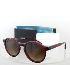 6f5829eef13bb Brand New Authentic Salt Sunglasses Francine Bry Red 55Mm Polarized Frame