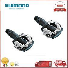 Pedali MTB Shimano PD M520 SPD Neri Pedals Per Bici Bicicletta Mountain Bike