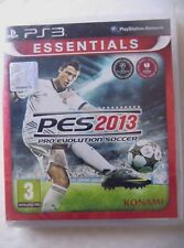 65988 Pro Evolution Soccer 2013 [NEW / SEALED] - Sony PS3 Playstation 3 (2013) B