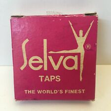 Selva Staccato Heel Taps Pair N.O.S.