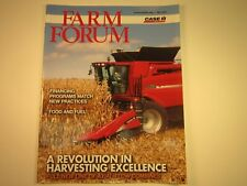 Case International Harvester Magazine Farm Forum Choose 1997 - 2011 Tractor Ih