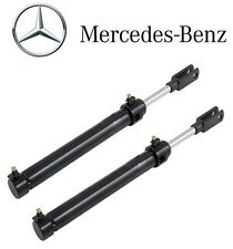 Mercedes C208 A208 CLK Set of 2 Convertible Cylinders Folding Top Drive Genuine